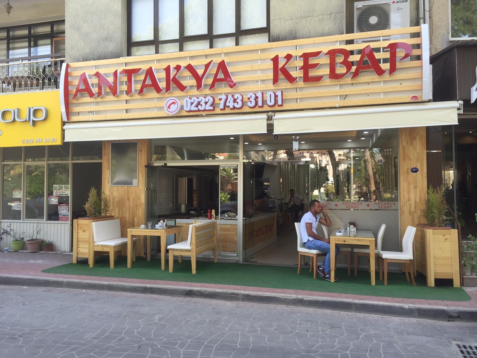 Seferihisar'da Lezzetin yeni Adresi Antakya Kebap
