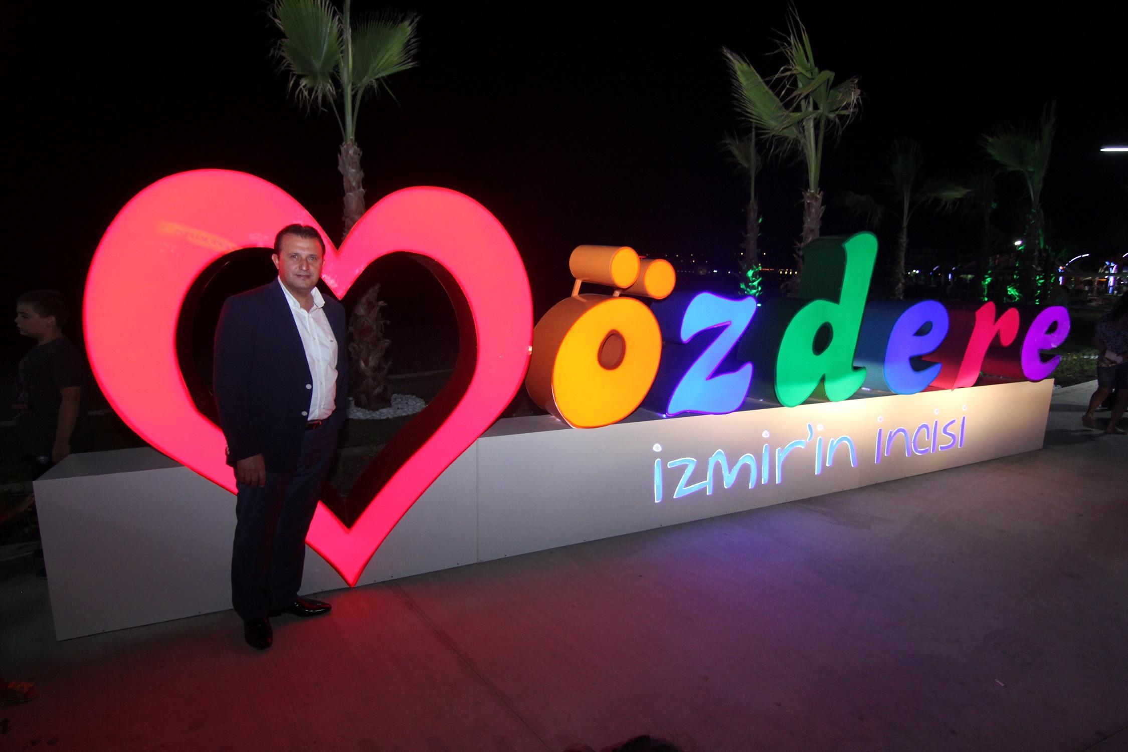 İzmir'in İncisinde İlk Etkinlik