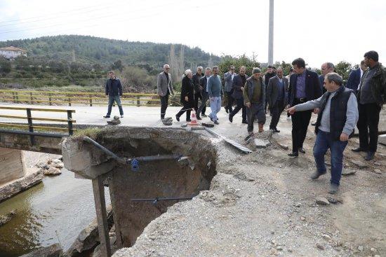 Zeybekci'den, Seferihisar'daki mağduriyete çözüm