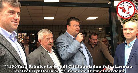 """BALLILAR KASAP & ŞARKÜTERİ """"İŞİMİZ ET GÖREVİMİZ LEZZET"""""""
